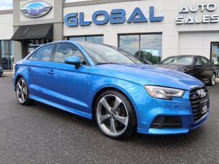 Used 2019 Audi S3 Premium Plus for sale in Ottawa, ON