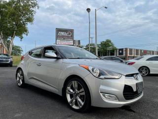 Used 2013 Hyundai Veloster Base for sale in Ottawa, ON