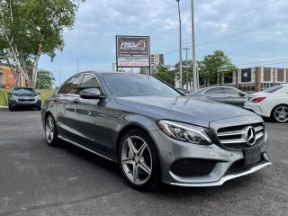 Used 2017 Mercedes-Benz C-Class C300 4MATIC for sale in Ottawa, ON