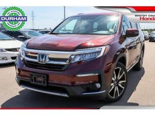 Used 2021 Honda Pilot Touring 7 Passenger | Automatic for sale in Whitby, ON