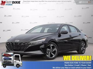 New 2021 Hyundai Elantra Ultimate Tech for sale in Mississauga, ON