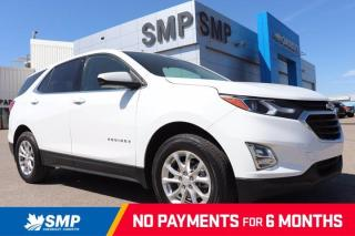 Used 2020 Chevrolet Equinox LT - AWD, Remote Start, Heated Seats for sale in Saskatoon, SK