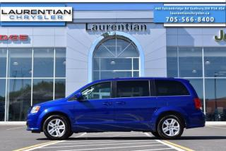 Used 2019 Dodge Grand Caravan Crew Plus!! for sale in Sudbury, ON