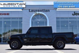 Used 2020 Jeep Gladiator Overland!! for sale in Sudbury, ON