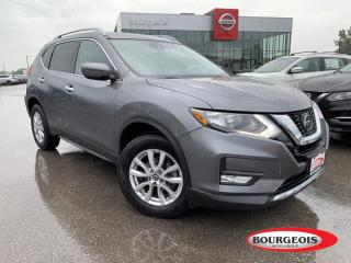 Used 2020 Nissan Rogue SV HEATED POWER SEATS, MOONROOF, REVERSE CAMERA for sale in Midland, ON