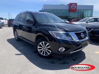 Used 2016 Nissan Pathfinder SV *CPO* HEATED POWER SEATS, HEATED STEERING WHEEL, REVERSE CAMERA for sale in Midland, ON