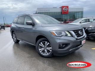 Used 2018 Nissan Pathfinder SL Premium NAVIGATION. 360 CAMERA, BOSE SOUND SYSTEM, MEMEORY SEATS, MOONROOF for sale in Midland, ON