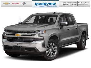 New 2021 Chevrolet Silverado 1500 RST for sale in Wallaceburg, ON