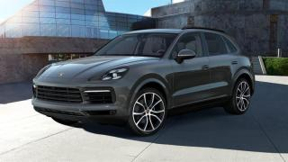 New 2021 Porsche Cayenne for sale in Langley City, BC