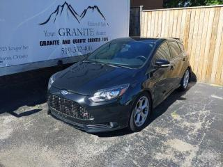 Used 2014 Ford Focus ST for sale in Sarnia, ON