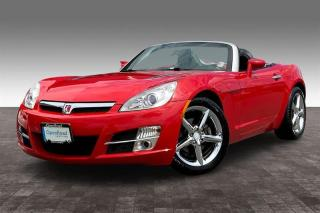 Used 2008 Saturn Sky Convertible Coupe for sale in Langley, BC
