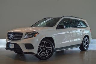 Used 2018 Mercedes-Benz GLS 450 4MATIC SUV for sale in Langley City, BC