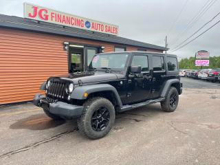 Used 2017 Jeep Wrangler Willys Wheeler for sale in Millbrook, NS