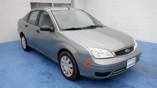 Used 2005 Ford Focus ZX4 S for sale in Windsor, ON