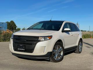 Used 2013 Ford Edge SEL|Leather|Navi|Pano roof|FWD| for sale in Bolton, ON