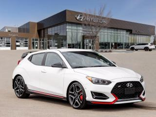 New 2022 Hyundai Veloster N DCT (3dr Car) for sale in Winnipeg, MB