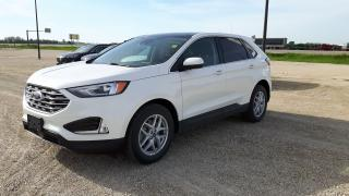 New 2021 Ford Edge SEL for sale in Elie, MB