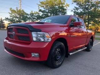 Used 2011 RAM 1500 SPORT ( SOLD) for sale in Mississauga, ON