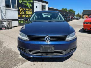 Used 2013 Volkswagen Jetta TRENDLINE+ for sale in North York, ON