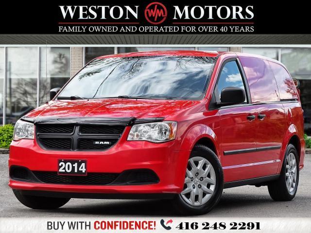 2014 Dodge Ram Van *CARGOVAN*SHELVING!!*