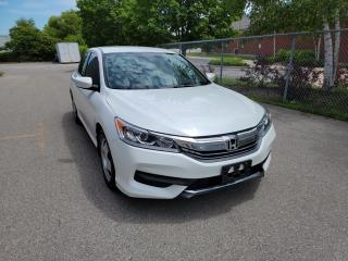 Used 2017 Honda Accord w/B.CAM/HEATED.SEATS & MORE for sale in North York, ON