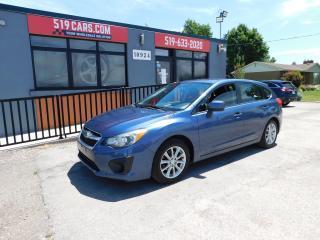 Used 2013 Subaru Impreza 2.0i w/Touring Pkg for sale in St. Thomas, ON