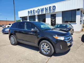 Used 2013 Ford Edge Limited for sale in Brantford, ON