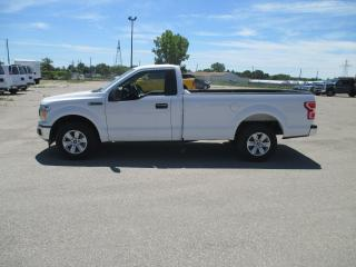 Used 2019 Ford F-150 REGULAR CAB,LONG BOX.2WD. XL for sale in London, ON
