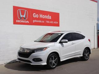 Used 2020 Honda HR-V TOURING, LEATHER, SUNROOF, AWD, NAVIGATION for sale in Edmonton, AB
