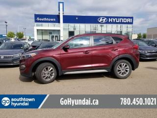 Used 2017 Hyundai Tucson SE/PANO ROOF/LEATHER/HEATED STEERING WHEEL for sale in Edmonton, AB