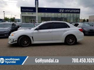 Used 2012 Subaru Impreza WRX AWD/SUNROOF/HEATED SEATS/AFTERMARKET DECK for sale in Edmonton, AB