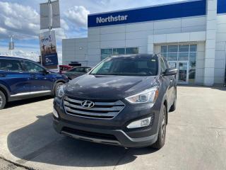 Used 2015 Hyundai Santa Fe Sport LUXURY AWD/SUNROOF/LEATHER/HEATEDSEATS for sale in Edmonton, AB