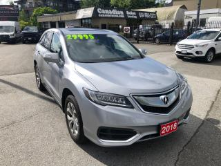 Used 2018 Acura RDX Tech 3.5L V6 279 HP AWD 6 SPD AUTO for sale in Langley, BC