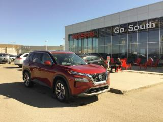 New 2021 Nissan Rogue SV for sale in Edmonton, AB