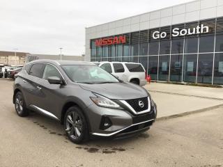 New 2021 Nissan Murano Platinum for sale in Edmonton, AB
