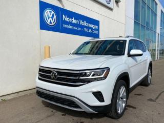 New 2021 Volkswagen Atlas HIGHLINE for sale in Edmonton, AB