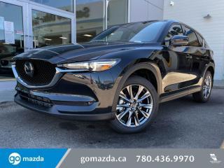 New 2021 Mazda CX-5 Signature for sale in Edmonton, AB