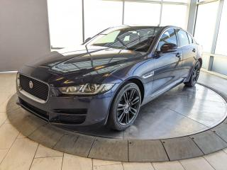 Used 2018 Jaguar XE NO ACCIDENTS - CERTIFIED PRE-OWNED! for sale in Edmonton, AB