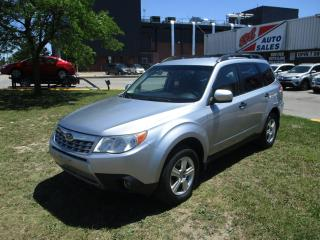Used 2012 Subaru Forester 2.5X Convenience ~ BLUETOOTH ~ SAFETY INCLUDED for sale in Toronto, ON