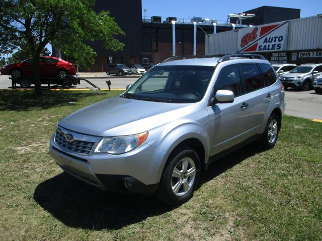 2012 Subaru Forester 2.5X Convenience ~ BLUETOOTH ~ SAFETY INCLUDED