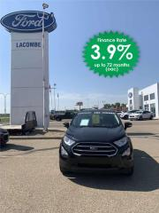 Used 2018 Ford EcoSport SE for sale in Lacombe, AB