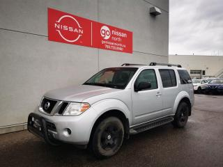 Used 2012 Nissan Pathfinder S / No Accidents / Low KM/ 4WD / What A Buy for sale in Edmonton, AB