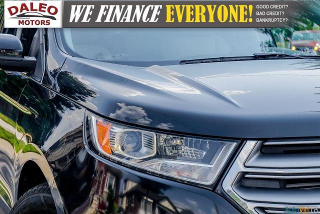 2015 Ford Edge TITANIUM / LEATHER / NAVI / PANOROOF / Photo2