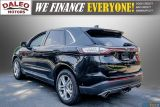 2015 Ford Edge TITANIUM / LEATHER / NAVI / PANOROOF / Photo35