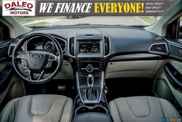2015 Ford Edge TITANIUM / LEATHER / NAVI / PANOROOF / Photo13