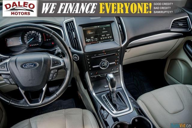 2015 Ford Edge TITANIUM / LEATHER / NAVI / PANOROOF / Photo15