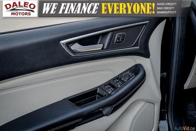 2015 Ford Edge TITANIUM / LEATHER / NAVI / PANOROOF / Photo16