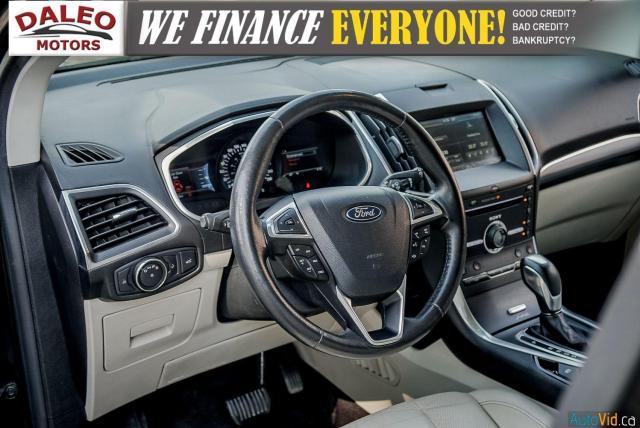 2015 Ford Edge TITANIUM / LEATHER / NAVI / PANOROOF / Photo17