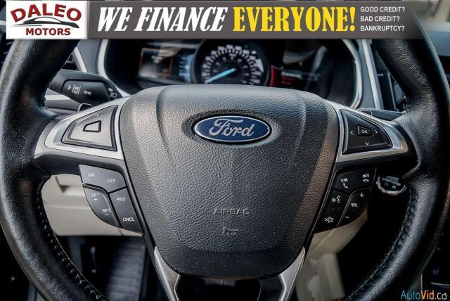 2015 Ford Edge TITANIUM / LEATHER / NAVI / PANOROOF / Photo18