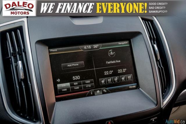 2015 Ford Edge TITANIUM / LEATHER / NAVI / PANOROOF / Photo22